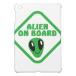 ALIEN on board! Cover For The iPad Mini