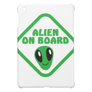 ALIEN on board! iPad Mini Cover