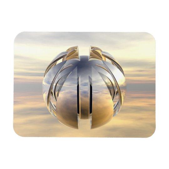 Alien Orb Magnet
