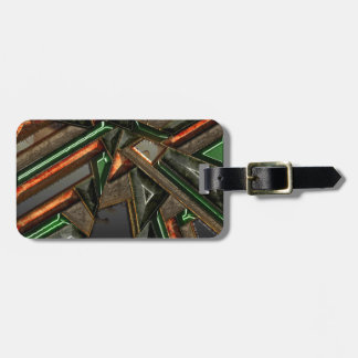 Alien Overland They are Here Bag Tag