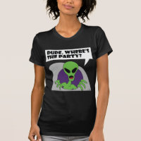 ALIEN party T-Shirt