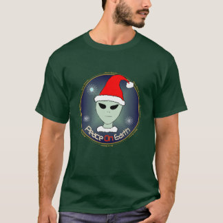 Alien Peace On Earth Shirt