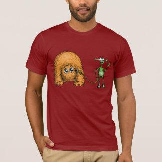 Alien Pet Walk T-Shirt