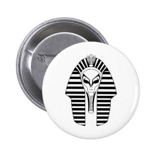 Alien Pharaoh Buttons