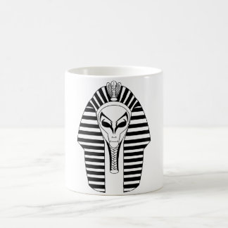 Alien Pharaoh Coffee Mug