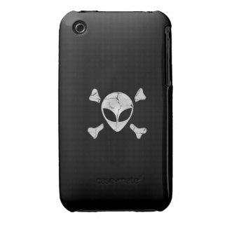 Alien Pirate iPhone 3 Case