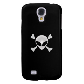 Alien Pirate Samsung Galaxy S4 Case