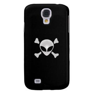 Alien Pirate Samsung Galaxy S4 Case