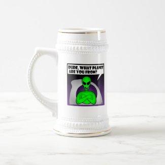 ALIEN PLANET-1 mug