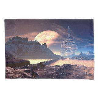 Alien Planet (2 sides) Pillowcase