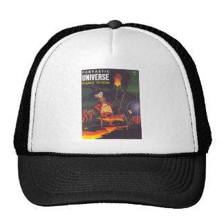 Alien Planet BBQ Cookout Hats