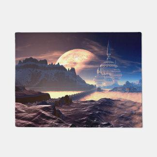 Alien Planet Doormat