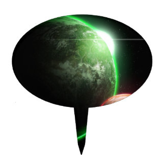 planets cake toppers-#28