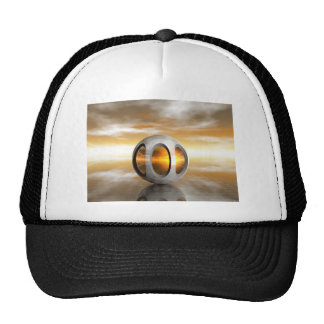 Alien Pod Trucker Hat