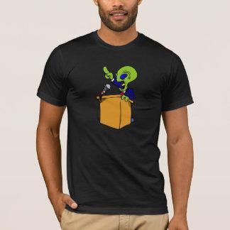 Alien Politician T-Shirt