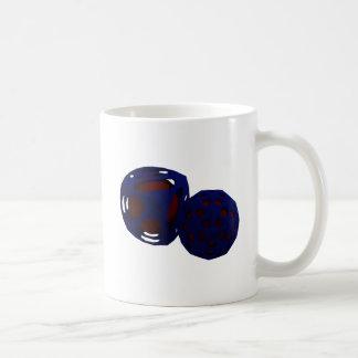 Alien Pollen Abstract Coffee Mug