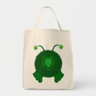 Alien Pom Pom Pal Bag