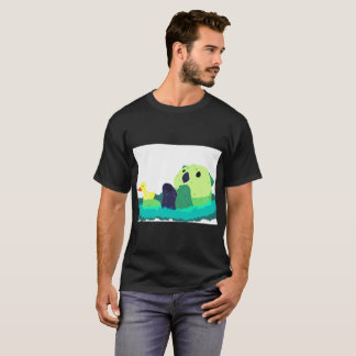 Alien pop otter T-Shirt