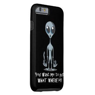 Alien Probe Case