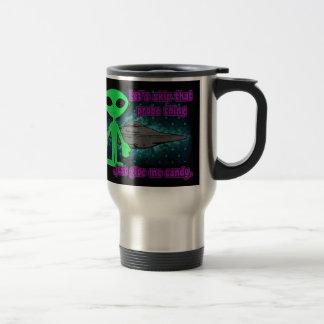 alien prope travel mug