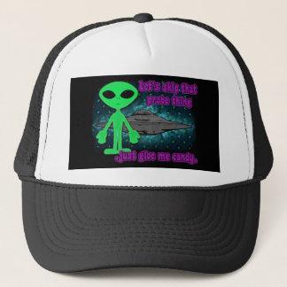 alien prope trucker hat