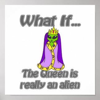 Alien Queen Print