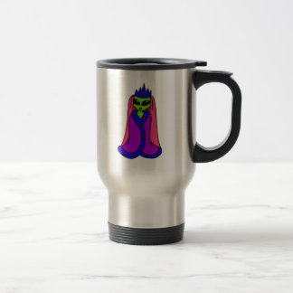 Alien Queen Travel Mug