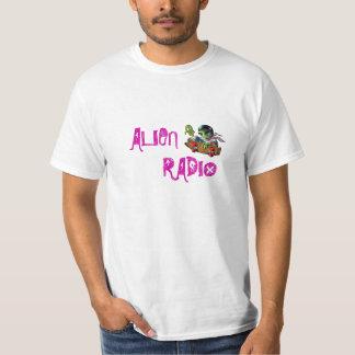 "alien radio ""text logo "" T-Shirt"