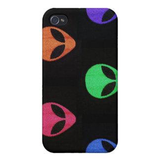 ALIEN RAINBOW iPhone 4 case