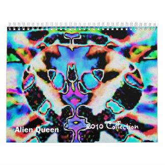 Alien Rare Arts Collection Calendar