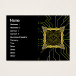 Alien Recorder Big Business Card