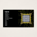 Alien Recorder Small Business Card