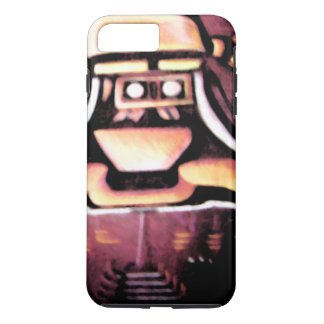 Alien Robot Robotic Scifi Art CricketDiane iPhone 7 Plus Case