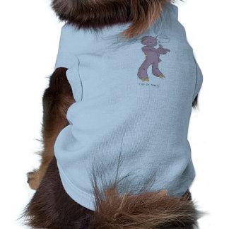 """Alien says """"You da man!"""" Shirt"""