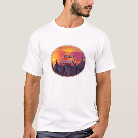 Alien 'Scape Three T-Shirt