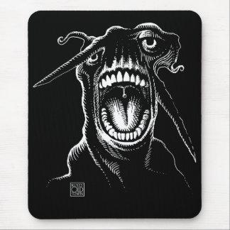 Alien Scream Mouse Pad