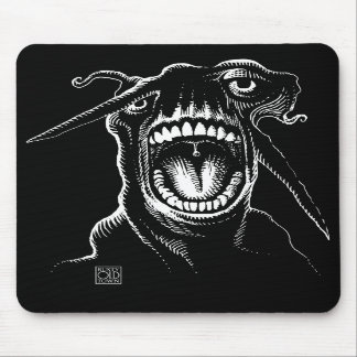 Alien Scream Mousepad