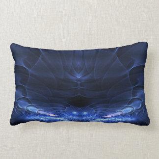 Alien Sea Fractal American MoJo Pillows