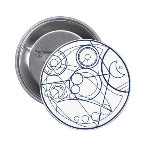 Alien Seal Buttons