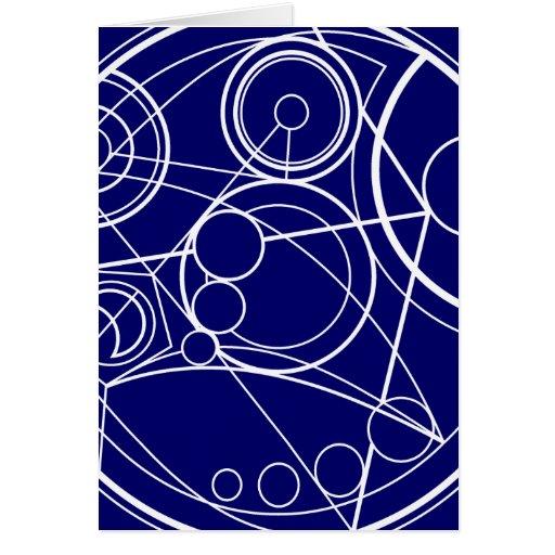 Alien Seal Card