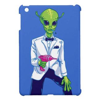 Alien Secret Agent iPad Mini Case