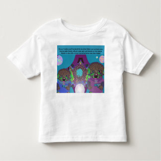Alien Sisters Come To Make New Friends T-Shirt