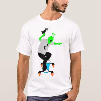 Alien Skater T-Shirt