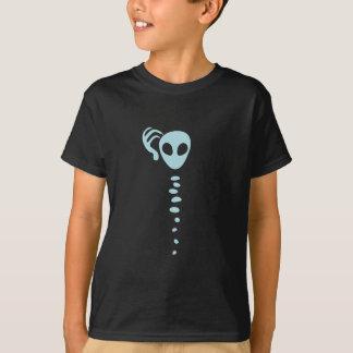 Alien Skeleton T-Shirt