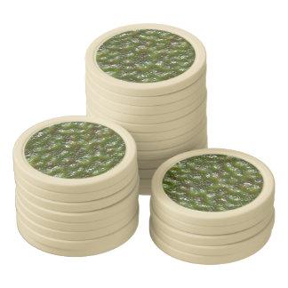 Alien Skin Poker Chips