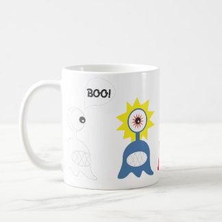 Alien Slug Mugs