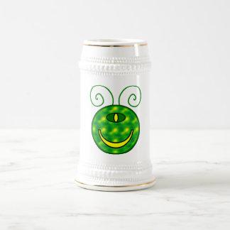 Alien Smiley Mugs