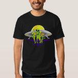 Alien Snapshot Shirts