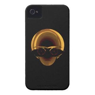 Alien Space Pilot Sci-fi iPhone Case