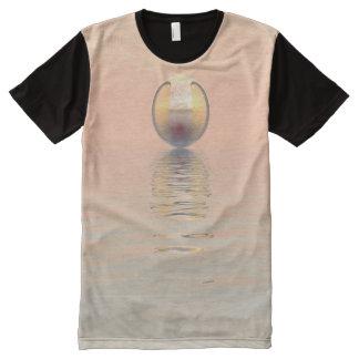 Alien Spacecraft All-Over Print Shirt